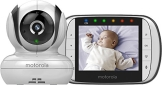 Motorola MBP36S Digitales Video Babyphone mit LC-Display in der Elterneinheit, 3.5 Zoll - 1