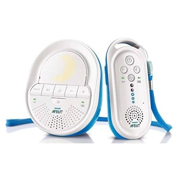 Philips Avent SCD505/00 DECT Babyphone (Smart Eco Mode, Schlaflieder) - 1