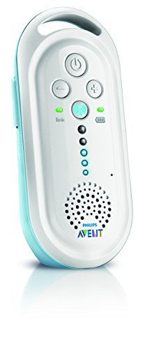 Philips Avent SCD505/00 DECT Babyphone (Smart Eco Mode, Schlaflieder) - 2