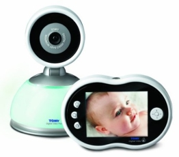 Tomy 71030 - Trust Tomy - Babyphone Digital Video TDV450 - 1