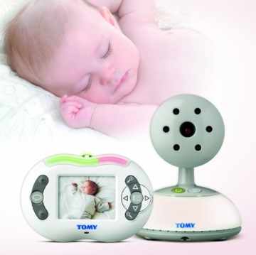 Tomy Y7581 - The First Years  Digitales Video-Babyphone TVF600 - 2