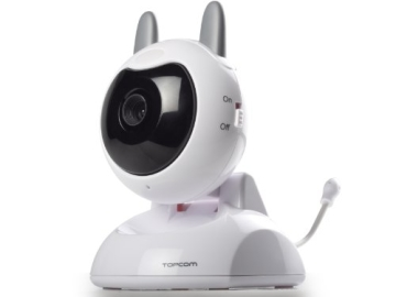 Topcom KS-4246 Digital baby video monitor, weiß - 2