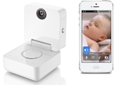 Withings 70001901 Smart Baby Monitor (für iPhone, iPad und Android) - 1